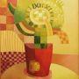 Žydintis kaktusas/ Tapyba