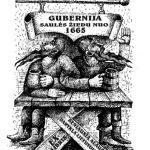 Gubernijos ekslibris