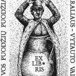 Vytauto Valiušio ekslibris